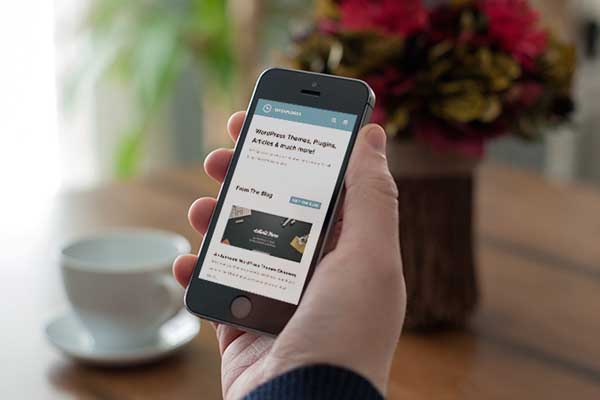 optimize mobile page load time