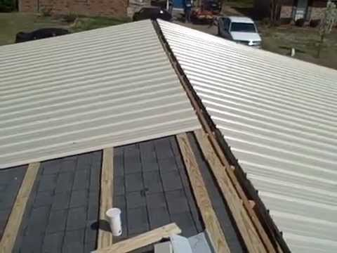 Installing Furring Strips for Metal Roofing
