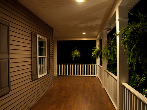 Exterior Wood Siding Panels